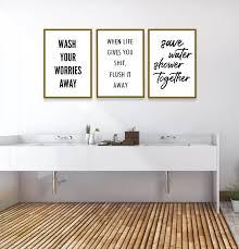 humorvoll wc tipps zitate wand kunst schwarz weiß drucke leinwand malerei nordic vintage poster badezimmer dekoration bilder
