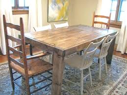 Making Your Own Dining Room Table Design Tables
