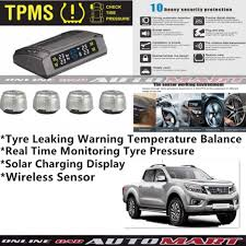 Nissan Navara-TPMS Tire Pressure Monitor System T83 - Solar Power ... Contipssurecheck A New Tire Pssure Monitoring System From Custom Tting Truck Accsories Tc215 Heavy Duty Tyrepal Limited Ave Wireless Tpms For Trailer Bus Passenger Vehicle Alarm Bus Tyre 6x Tyre Pssure Caravan Rv Sensor Lcd 4wd Car With 6 Pcs External Sensors Skf On Twitter Will Help Truck Tyredog Wheel Raa Amazoncom Tyredog Monitor For 6810 Best 4 Wheel Car Or Tpms Tire Pssure Monitoring System