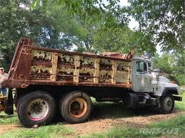 100 Dump Trucks For Sale In Alabama Mack RD690S For Sale Gadsden Year 1992 Used Mack