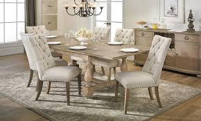 City Dining Trestle Table Set