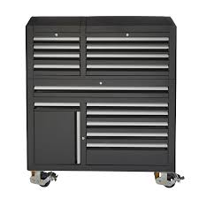 Kobalt Cabinets Extra Shelves by Shop Kobalt 65 5 In X 56 In 15 Drawer Ball Bearing Steel Tool