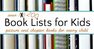 Halloween Picture Books For 4th Grade by Giant Collection Of Book Lists For Kids