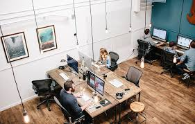 Take A Peek Inside Octopus Creatives Super Cool Office