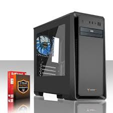 bureau pc gamer fierce cypher pc gamer de bureau intel i7 7700k 4x4 5ghz