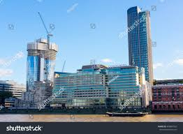 100 Sea Containers House Address London Uk October 2016 Stock Photo Edit Now
