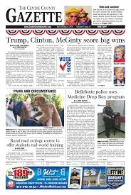 Stoltzfus Sheds Madisonburg Pa by Centre County Gazette April 28 2016 By Indiana Printing