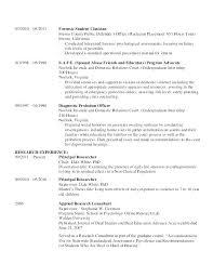 Psychology Graduate Sample Resume Cover Letter School Psychologist And Requirements Undergraduate Sam