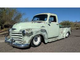 1955 Chevrolet Rat Rod Truck For Sale | ClassicCars.com | CC-1056357 Dumont Type 47 Rat Rod Animated Replace Gta5modscom Wheels Interesting Truck Shows Off Its Style 1938 Dodge Pickup T147 Dallas 2015 1937 Chevy Hot Rods And Restomods This Might Be The Ugliest Coolest Ever Teri A Beautiful Sexy Rat Rod Girl 2011 Ggby American Cars Gmc By Theman268 On Deviantart Cherry Looking Raw Metal 1935 Ford Samantha Aka Sam And A Scnatsby Rodsthe Trucks 50 Different Looks For Your Rod Youtube Check Out Images Of The 1934 Uncatchable Landspeed Network