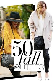 Click Through The Gallery To See 50 Incredibly Cute Fall Outfits
