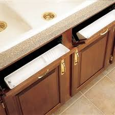 Under Sink Mat Drip Tray by Under Sink Organizers Cabinetparts Com
