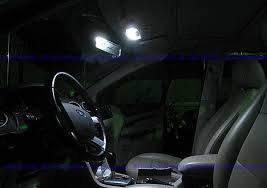 Parking L LED Interior Lights Kit For Ford Focus MK2 Facelift ST And RS