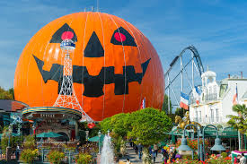Halloween Theme Park by Europa Park Fans Spooky Fun For The Whole Family