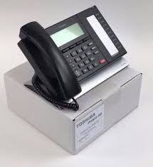 Toshiba IP5522-SD VoIP 24-Character LCD Display Speakerphone - 1 ...