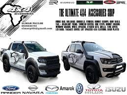 100 Truck Hood Scoops Fenders Tonneau Covers Rollbars Nudgebars Snorkels Side Steps