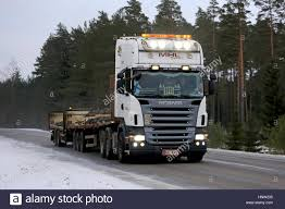 SALO, FINLAND - FEBRUARY 10, 2017: Customized Scania Truck Of MHL ... Youngest Female Trucker Youtube 073109145400 Skirt Around The Waist Trucker80 Flickr Orange County Deputy Pulls Gun On Tow Truck Driver Cop Block View From 1 My Way Home Foot Surgery Hi Welcome To Flashing Drivers Images Defiant Driver Sits In Car On Tow Truck Stop It Being Taken Speeding Passing Through A Rural Village With Over View Rear Mirror Traffic Police Car Drink Driving The Digest September 2015 Wife Stocking Flashing Pickup Uninjured In Incredible Crash With Log