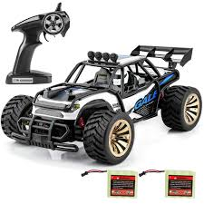 100 Monster Truck Rc Amazoncom Distianert 116 Scale Electric RC Car Off Road Vehicle