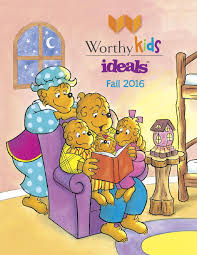 Berenstain Bears Christmas Tree 1979 by Worthykids Ideals Fall 2016 Catalog By Worthy Publishing Group Issuu