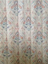 Cynthia Rowley White Window Curtains by Orange And Grey Shower Curtain U2013 Aidasmakeup Me