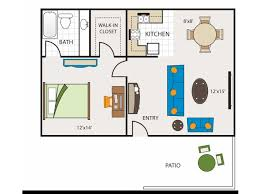 Cal Poly Cerro Vista Floor Plans by Green Leaf College Square At Uc Davis Uloop