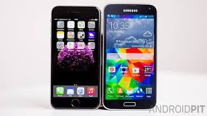 iPhone 6 vs Galaxy S5 parison with hindsight a clear winner