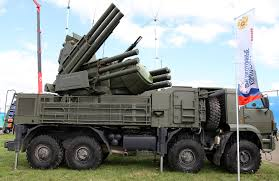 Pantsir Missile System - Wikipedia