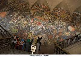 Famous Mexican Mural Artists by National Palace Diego Rivera Murals Stock Photos U0026 National Palace