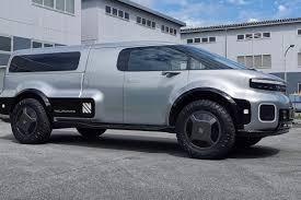 100 Truck Cap Camper Unlike Tesla Cybertruck Neurons TOne Looks Like An
