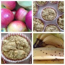 vegane bananen muffins ohne zucker für alle die es nicht