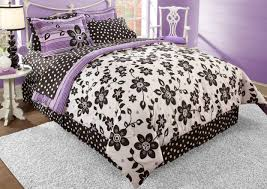 White And Black Bedding by Bedding Set Amazing Black White And Teal Bedding Teen Girls