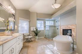 shallow bathroom vanity transitional with vaulted ceilings stone