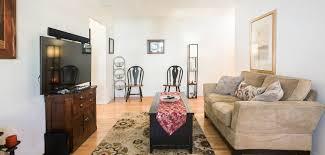 Oakdale Terrace Living Room