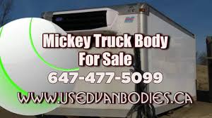 Used Mickey Insulated Truck Box / Body With Reefer For Sale Toronto ... Craigslist Dodge Truck Parts Elegant Used Pickup Body Used 2005 Custom Built Flatbed Body For Sale In Ga 1806 Bodies New For Sale Ezymachinales 18 Ft Truck Bodies Sale Ox 16ft1821yd Dump Body Item H1229 Sold Truck Bodies Commercial Shop Ip Serving Dallas Ft Worth Tx 2001 Morgan Gvfd08516096 Box By Arthur Trovei Sons Four Seasons Center Colton Ca 92324