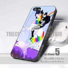 Batman Riding Robot Unicorn iPhone 5 5s 5c leave a message