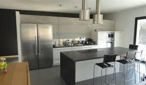 photos de cuisine moderne beautiful cuisine moderne bois clair 9 d233coration restaurant