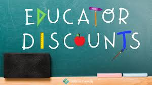 Discounts For Teachers - List Of Resources - California Casualty Goodwill Deals Ihop Online Coupon Codes Dress Barn Promo January 2019 Cheeca Lodge Code Benefits And Discounts With Upenn Card Wileyplus Discount How To Find Penny On Amazon Crayola Plano Submarina Coupons Vista Ca Up 25 Off With Overstock Coupons Promo Codes Deals Nintendo Uk Look Fantastic Thift Books Gardeners Supply Company Zoomcar First Ride Magoobys Joke House Thrift Lulemon Outlet In California Thriftbooksdotcom Instagram Photos Videos Privzgramcom