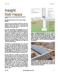 Best Type Of Flooring Over Concrete by Slab Happy U2013 Concrete Engineering Building Science
