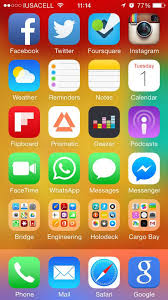 How organized is your iOS homescreen iPhone iPad iPod Forums
