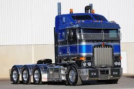 Heavy Haulage Australia - Bandit 6 Tri Drive Kenworth | Truckers ...