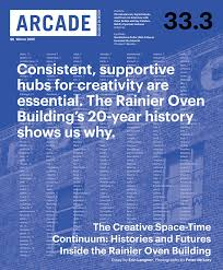 The Creative Space Time Continuum Histories And Futures Inside Rainier Oven Building