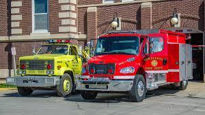 100 Pumper Truck Oskaloosa Fire Department Unveils New Oskaloosa News