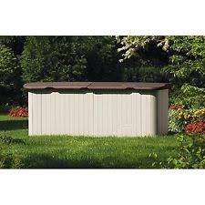 Suncast Horizontal Utility Shed Bms2500 by Suncast Garden U0026 Storage Sheds Ebay