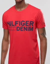 siege hilfiger hilfiger soldes fance hilfiger denim t shirt avec