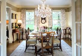 Small Dining Room Chandelier Chandeliers Traditional Of Goodly Crystal Lighting Elegant Collection Ideas