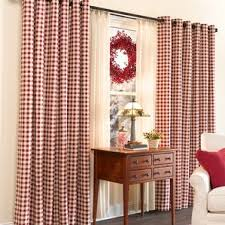 Checkered Flag Curtains Uk by Check U0026 Plaid Curtains U0026 Drapes You U0027ll Love Wayfair