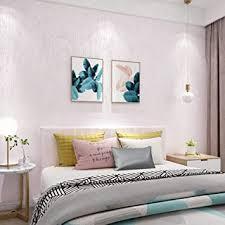 yuela wandpapier modern einfach farbe solide rosa blau gelb