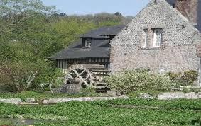 chambres d hotes à veules les roses moulin des cressonnières à veules les roses normandie pays de