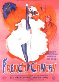 Cine Club Classic French Cancan