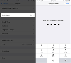 How to Reset Restrictions Passcode on iPhone and iPad