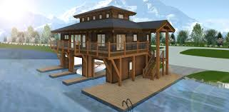 100 House Boat Designs Boat House Designs Design Templates Picture